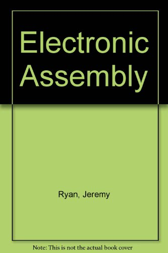 9780835916394: Electronic Assembly