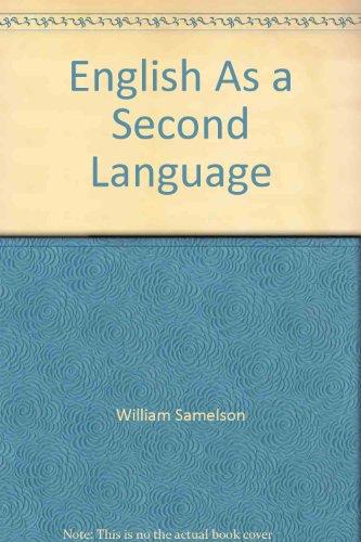 9780835917339: English As a Second Language