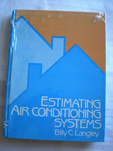 Estimating Air Conditioning Systems