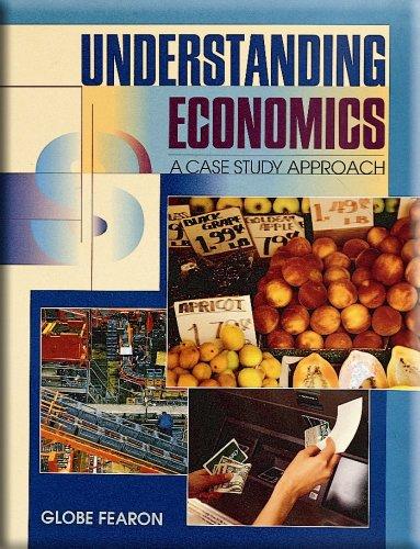 9780835918107: Understanding Economics: A Case Study Approach