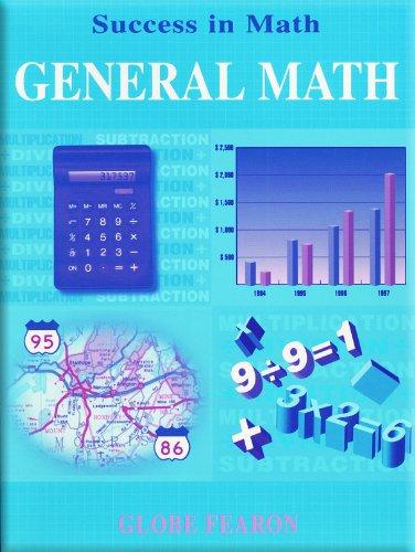 9780835918244: Gf Success in Math: General Math Se 97c (Success in Math Series)