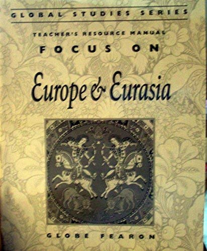 9780835919388: Global Studies Europe and Eurasia Trm 1997c