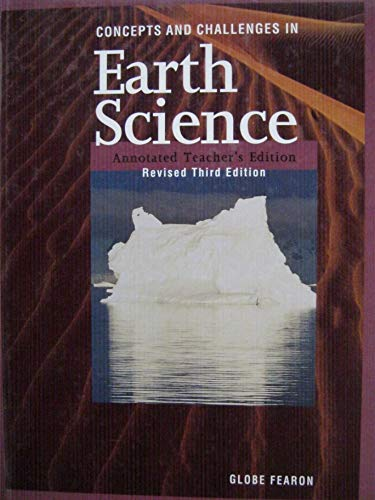 9780835922456: Concepts and Challenges in Earth Science (Concepts and Challenges Series)