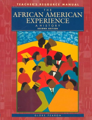 9780835923255: AFRICAN AMERICAN EXPERIENCE TRM 1999C