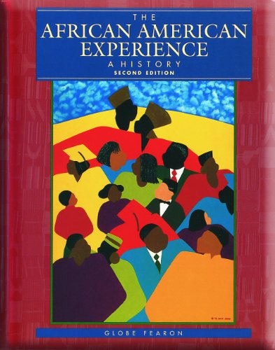 9780835923262: AFRICAN AMERICAN EXPERIENCE SE 1999C