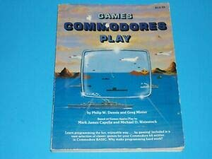 9780835924238: Games Commodores Play