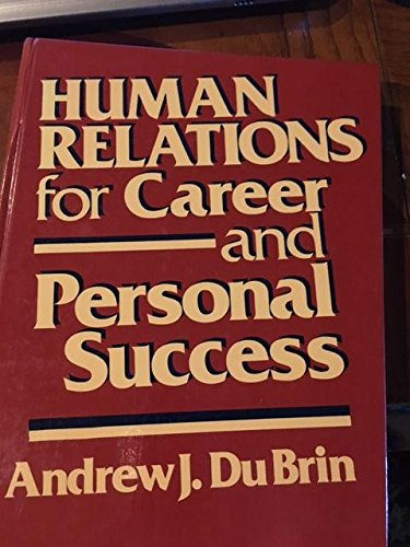 9780835930116: Human Relations for Career and Personal Success