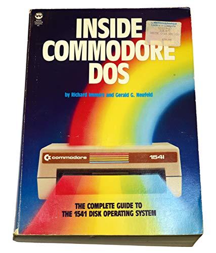 9780835930918: Inside Commodore D. O. S.