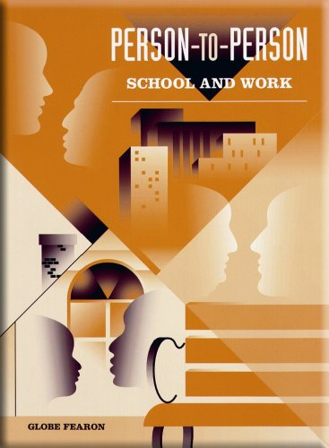 9780835933391: PERSON-TO-PERSON: SCHOOL AND WORK 97C.