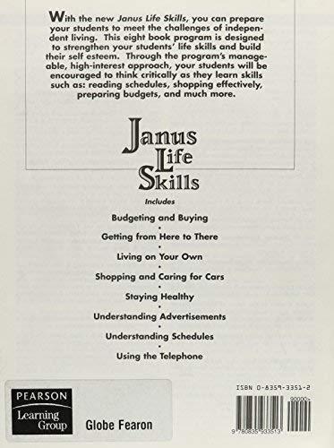 9780835933513: Janus Life Skills Teacher's Resource Manual