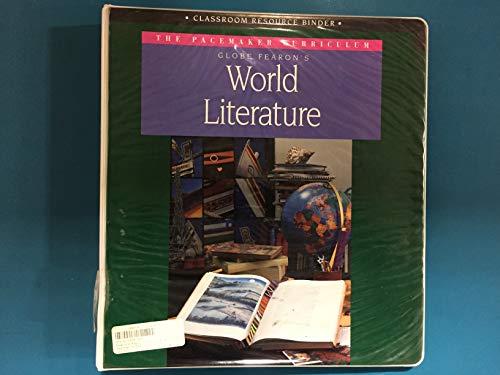 9780835934596: GF PACEMAKER WORLD LITERATURE CRB 1998C. (FEARON'S WORLD LITERATURE)