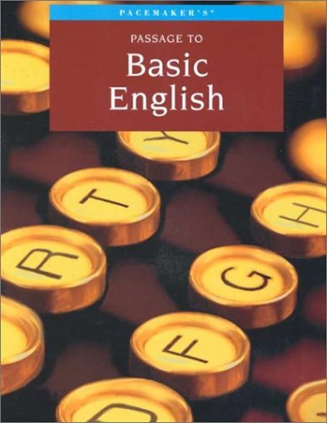 9780835934633: PASSAGE TO BASIC ENGLISH SE 1997C. (The Pacemaker Passage Series)
