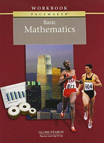 9780835935821: Basic Mathematics, Workbook, 3rd Edition, (Pacemaker Curriculum)