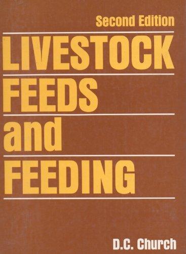 9780835940788: Livestock Feeds and Feeding