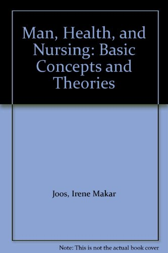 9780835941778: Man, Health, and Nursing: Basic Concepts and Theories