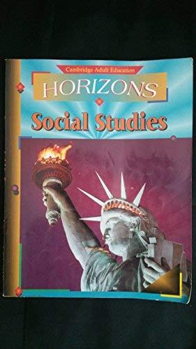 9780835946360: Social Studies (Horizons)