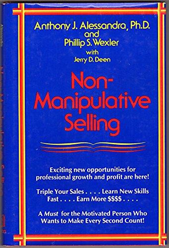 9780835949361: Non-manipulative Selling