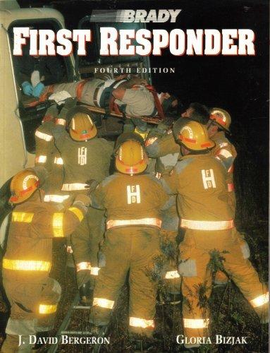 9780835949644: First Responder