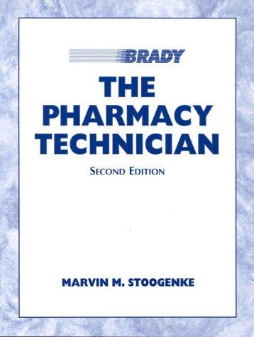 9780835951531: The Pharmacy Technician (2nd Edition)