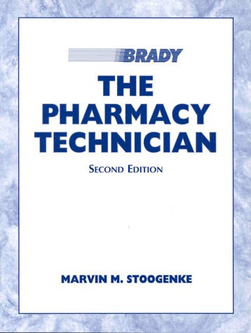 9780835951531: The Pharmacy Technician (2nd Edition)