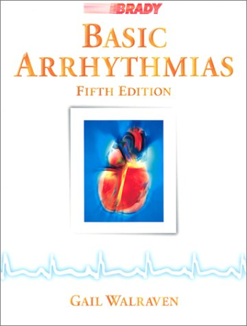 9780835953054: Basic Arrhythmias (5th Edition)