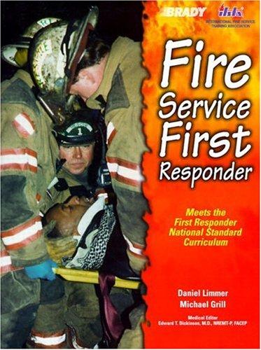 9780835953146: Fire Service First Responder