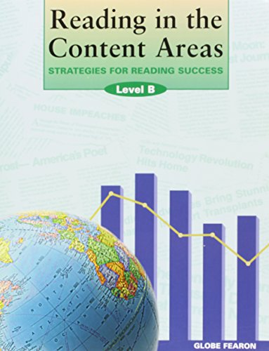 9780835955003: READING IN CONTENT AREA LEVEL B SE 00C (Globe Reading in the Content Area)