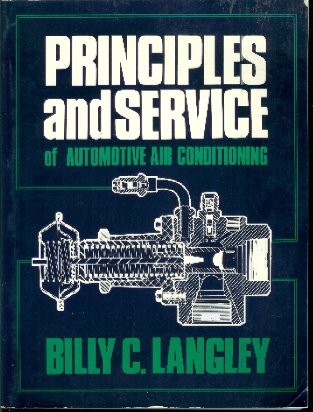 9780835956154: Principles and Service of Automotive Air Conditioning