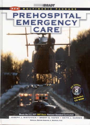9780835957052: Prehospital Emergency Care (6th Edition)
