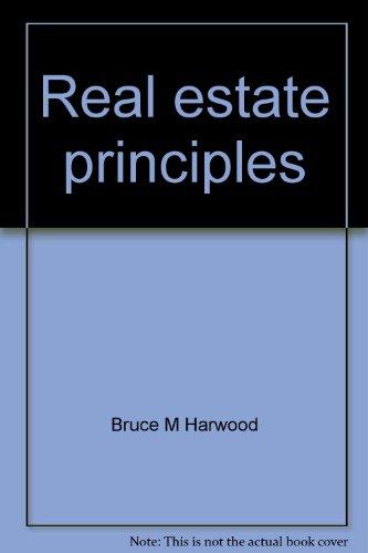 9780835965675: Real estate principles