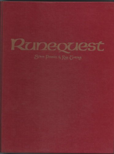 9780835968706: RuneQuest