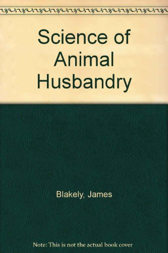 9780835968973: Science of Animal Husbandry