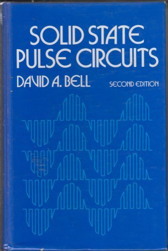 9780835970570: Solid State Pulse Circuits : Second Edition