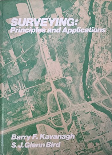 9780835974059: Surveying: Principles and Applications