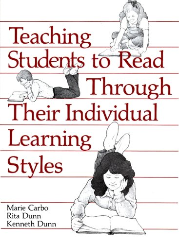 9780835975179: Teaching Students to Read Through Their Individual Learning Styles