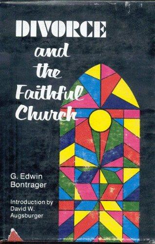 9780836118506: Divorce and the Faithful Church