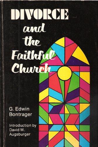 9780836118513: Divorce and the Faithful Church