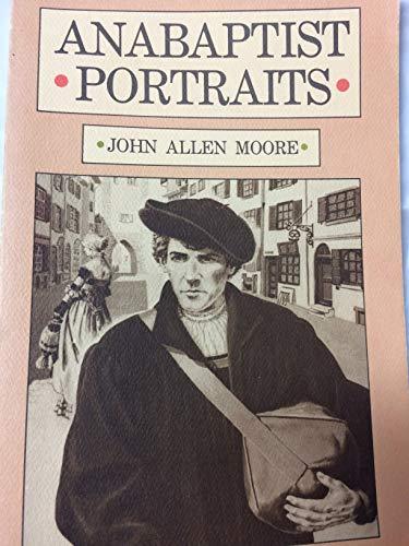 9780836133615: Anabaptist Portraits
