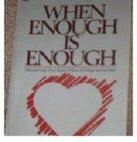 When Enough is Enough: Augsburger, David