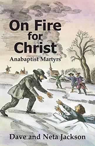 On Fire for Christ : Stories of: Dave Jackson; Neta