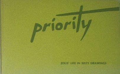 Priority: Jesus' life in sixty drawings