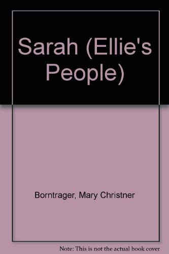 9780836190205: Sarah (Ellie's People)