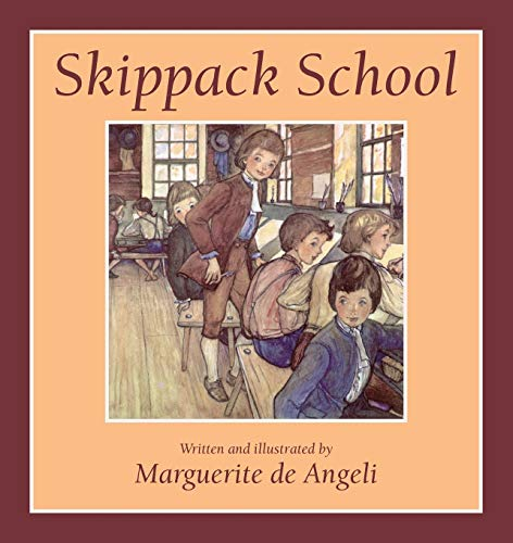 Skippack School / Out of print: Marguerite De Angeli
