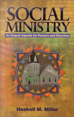 9780836191387: Social Ministry: An Urgent Agenda for Pastors and Churches