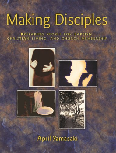 9780836192513: Making Disciples: Preparing People For Baptism, Christian Living, And Church Membership