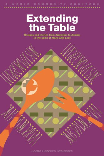 9780836192643: Extending the Table: A World Community Cookbook (World Community Cookbooks)
