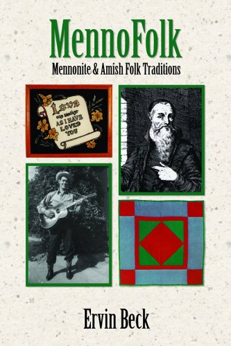 9780836192766: Mennofolk: MENNONITE AND AMISH FOLK TRADITONS (Studies in Anabaptist and Mennonite History)
