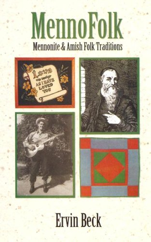 9780836192858: Mennofolk: Mennonite And Amish Folk Traditions (Studies in Anabaptist and Mennonite History)