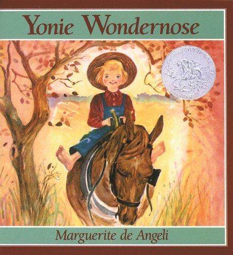 Yonie Wondernose: Marguerite de Angeli