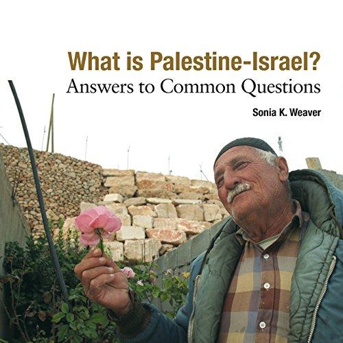 9780836193664: What is Palestine-Israel?